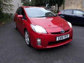 TOYOTA PRIUS 2010 MODEL VERY NICE CLEAN CAR WARRANTED MILES HPI CLEAR FULLY L..