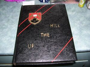 UNB Yearbooks  for 1961 1965 1963 1964