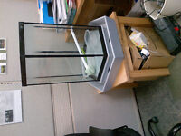 Hexagon fish tank and accessories