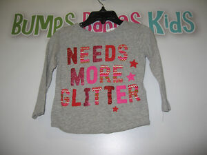 Girl's 2T (Joe fresh) Long sleeve shirt
