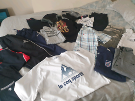 Boys clothing bundle 12-13 years