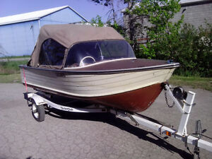 14 ft aluminium boat for sale
