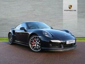 Porsche 911 TURBO PDK Semi Auto Coupe Petrol Automatic