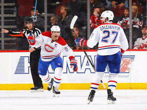 Canadiens contre ....P.K......