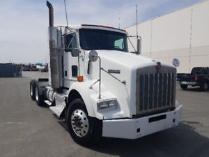 2012 Kenworth T800 Tractor** New MVI