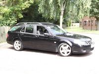 Saab 9-5 1.9TiD Turbo Edition**DIESEL ESTATE**NEW MOT**148BHP**50MPG**