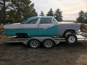 RARE FIND!! 1956 Crown Victoria from California!