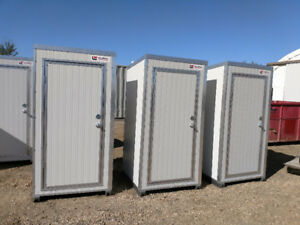 Heated Portable Toilet - All Season Solution - Go-Box