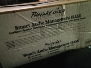 Phoenix Gold Sam100 120watt Speaker Distribution System
