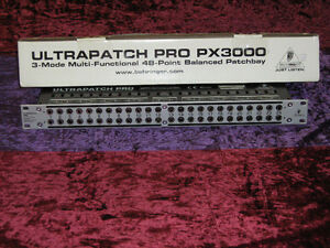 Behringer Ultrapatch PX3000