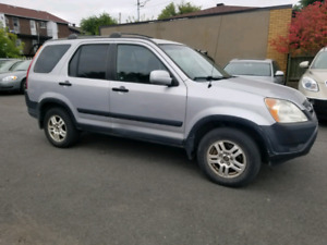 2002 HONDA CRV AUTOMATIQUE