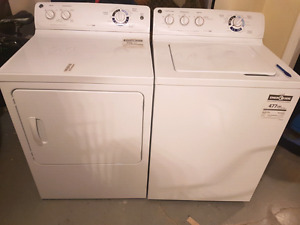 *** GE washer and dryer set - Commercial Quality ***