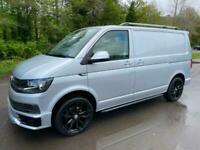 2019 Volkswagen Transporter T6 TSI 150 6 SPEED TRENDLINE SWB IN SILVER - EURO SI