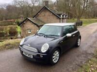 Mini 1.6 Cooper, 2004, 2 owners From new