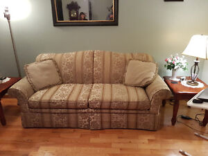 2 couch and chair sets