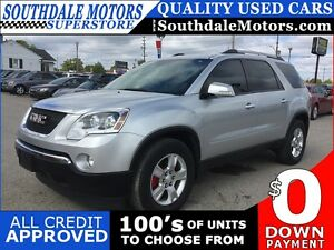 2011 GMC ACADIA SLE * REAR CAM * BLUETOOTH * PREMIUM CLOTH SEATI