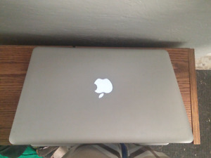 "13"" macbook pro #1278 . Excellent condition ."