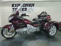 2006 Honda Goldwing GL 1800 IRS Trike