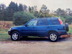 Honda CRV 1998 for Sale! Running, good price, as is!