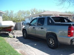 2007 Avalanche Sell or Partial Trade for Older Jeep Liberty