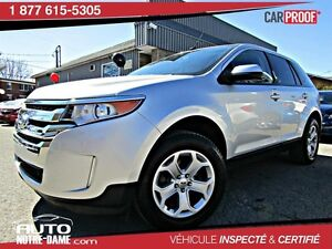 Ford EDGE 4dr SEL  GR ELECT MAGS BLUETOOTH  2013