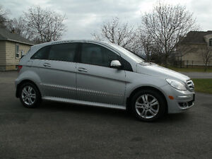2007 Mercedes-Benz B-Class Turbo Wagon:Yes Only 78Kms,Sun Roof,