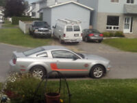 2005 Ford Mustang 40 LITE special edition (Harley Davidsons)