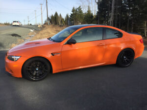 2013 BMW M3, WARRANTY, 2dr coupe, 52660kms, loaded
