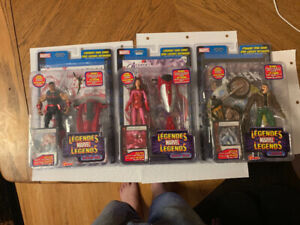 Marvel Legends Legendary Riders Series For Sale Or Trades