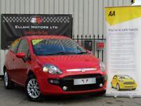 Fiat Punto Evo 1.2 8V MYLIFE (red) 2011