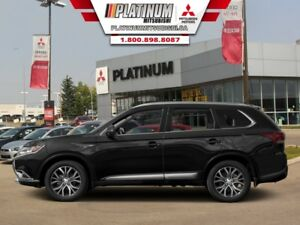 2017 Mitsubishi Outlander GT  - Sunroof -  Leather Seats