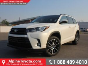 2017 Toyota Highlander Hybrid XLE  - Bluetooth -  Navigation