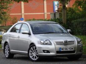 AUTOMATIC Toyota Avensis 2.0 2007 T Spirit 1 LADY OWNER + FULL TOYOTA HISTORY