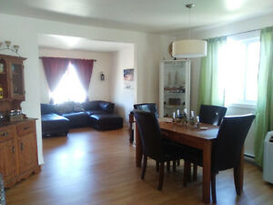Chambre a Louer/ Room for Rent in a 2 Bedroom Apt.