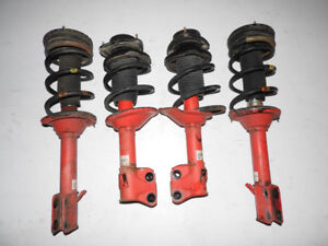 JDM Subaru Impreza WRX STI OEM Struts Springs 5x100 Suspensions