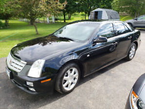 Worth a 2nd look!  Cadillac STS