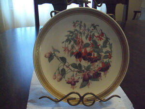 Royal Horticultural Society Botanical Plate Collection Full Set