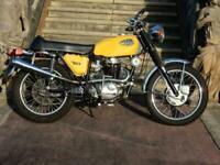 BSA B44 Victor Special 1968 440cc