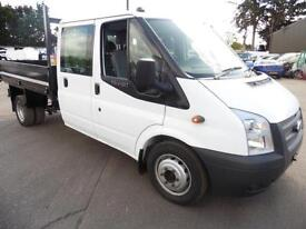 Ford Transit Tipper Double Cab 350 DRW