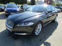 2013 Jaguar XF 3.0 TD V6 Premium Luxury (s/s) 4dr