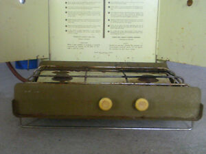 "Camp Stove - 2 burner - ""Sandpiper by Meyers"""