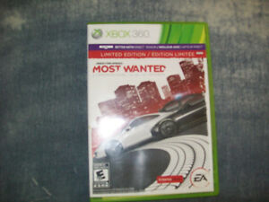 MOST WANTED(sell or trade for flashdrive)