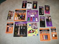 Halloween face paint, makeup and accessories - NEW