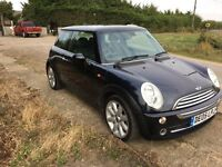 A lovely Mini Cooper for sale