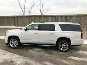 2019 Yukon XL Denali for lease takeover w/ incentive