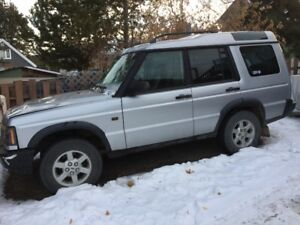 2003 Land Rover Other S Wagon
