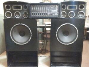 Système de son ($495 réduit à $350)