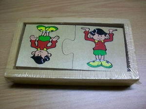 Wooden puzzle Kitchener / Waterloo Kitchener Area image 1