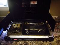 Coleman stove grill