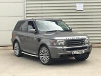 Land Rover Range Rover Sport 2.7TD V6 auto HSE diesel not x5 q7 x3
